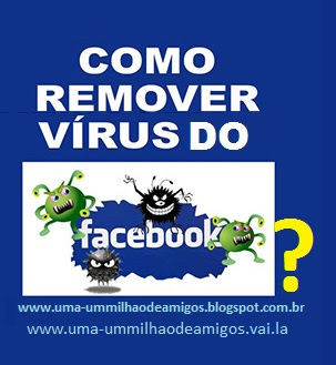 FaceBook com Virus