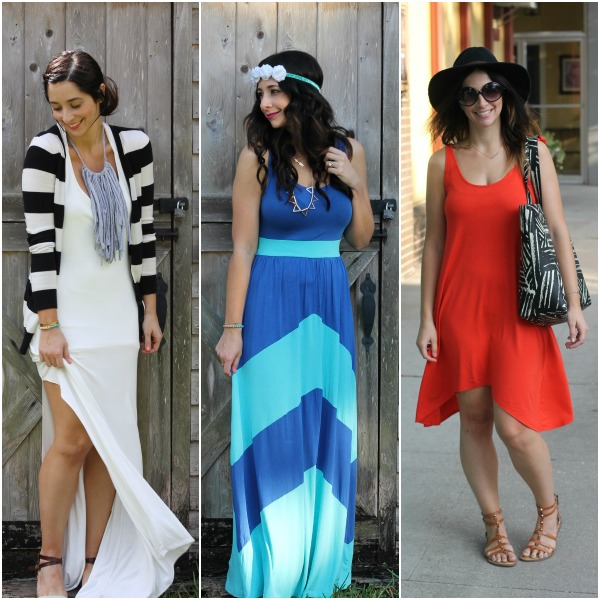 Vacation Fashion Maxi Dress