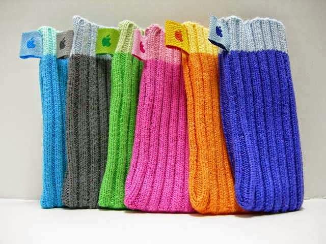 As meias para iPod ficaram no mercado de 2004 e 2012 mas nunca foram consideradas um sucesso de vendas para a Apple