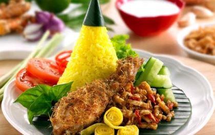 Resep Nasi Kuning spesial yang lezat