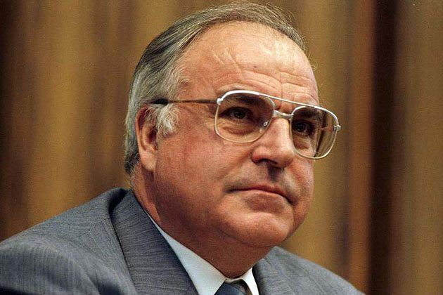 HELMUT KOHL, DEAD AT 87