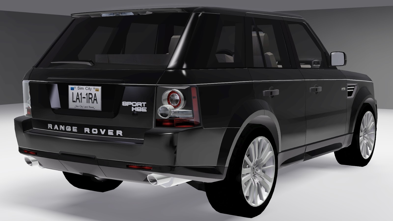 my sims 3 blog 2011 land rover range rover sport by fresh. Black Bedroom Furniture Sets. Home Design Ideas