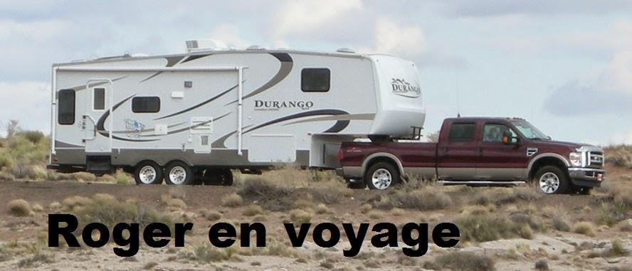 Roger en Voyage