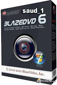 BlazeDVD Professional 6.1.1.3 Full Crack