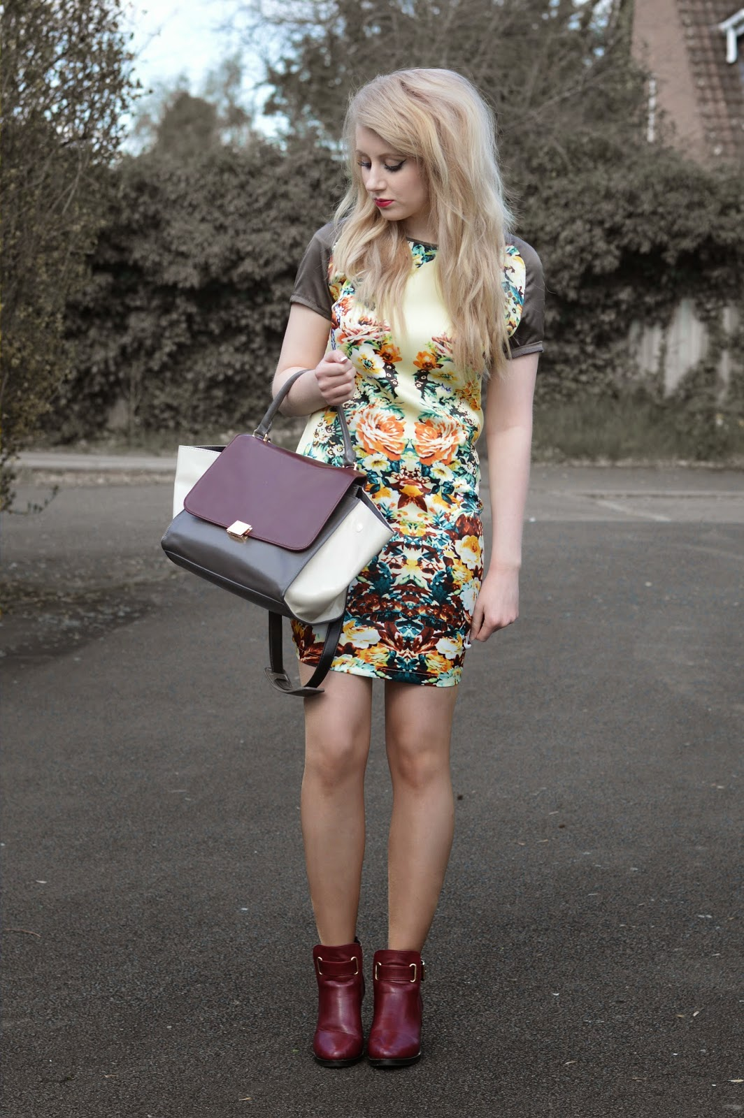 Sammi Jackson - Floral Dress