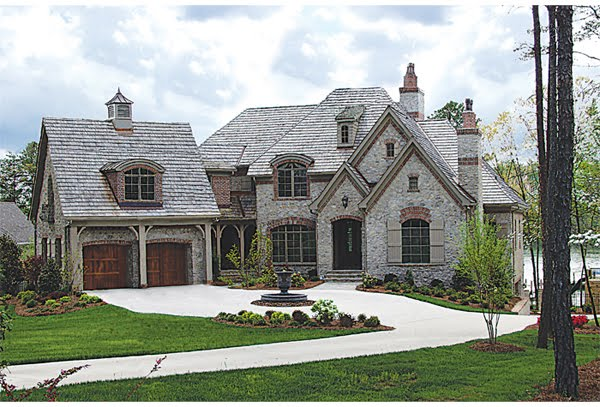 Eplans New American House Plan Brick And Stucco Home 2727,New.Home