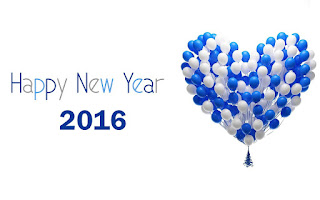 Happy New Year 2016 DP