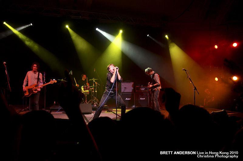 Brett Anderson Live in Hong Kong 2010