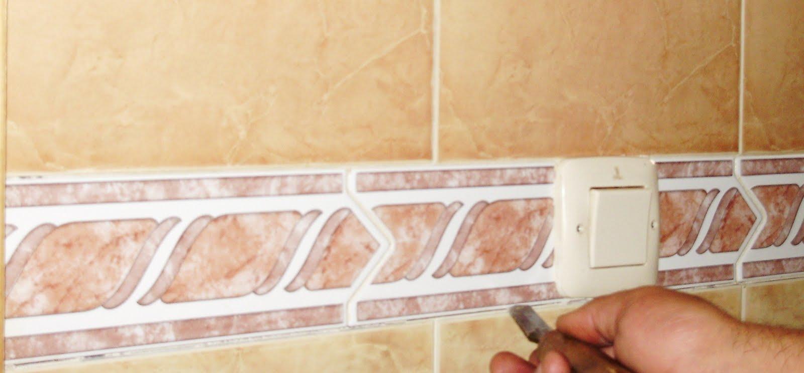 Azulejos Baño Sueltos:Debido a las dilataciones y contracciones en los edificios, los