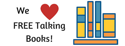 Click here to access the FREE Talking Book Service from the RNIB