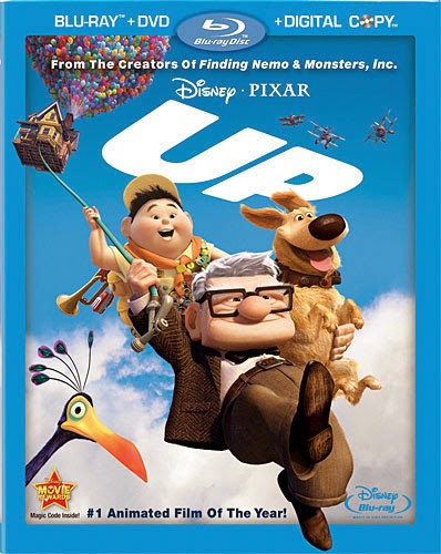 UP (2009) Dual Audio [Hindi English] BRRip 720p 850MB
