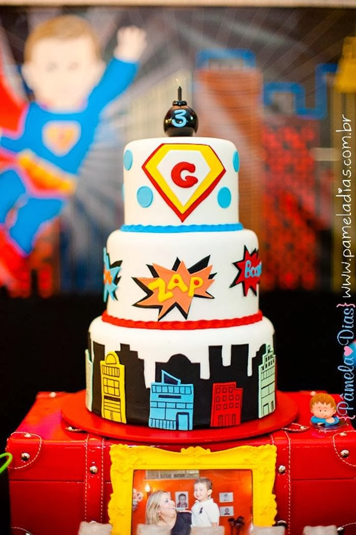 http://www.karaspartyideas.com/2013/11/superhero-themed-3rd-birthday-party.html