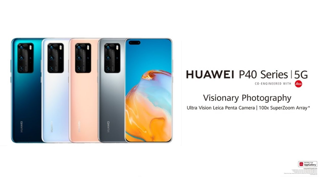 Huawei P40 Pro, Display, Thickness, Camera, RAM, Storage & Price