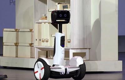 Segway Robot se beneficia da câmera RealSense 3D da Intel para navegar em ambientes complexos. Robô foi desenvolvido sob plataforma aberta