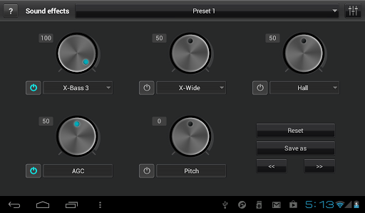 JetAudio Music Player Plus android