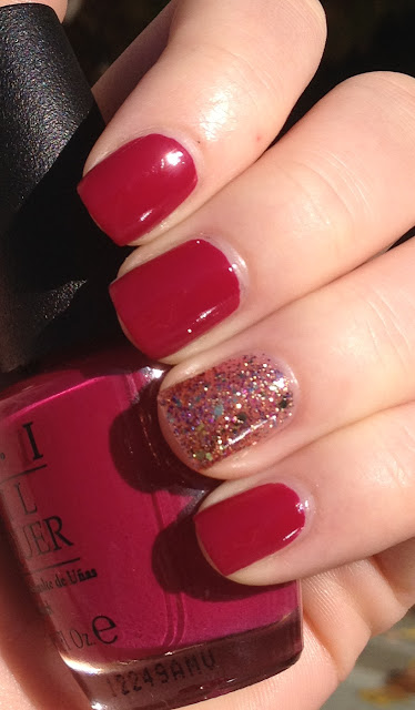 OPI Miami Beet Icing Pop a Bottle