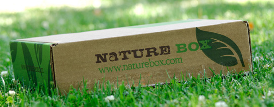 Amazing Black Friday Subscription Box Deal - 1st Month of Nature Box for only $1!