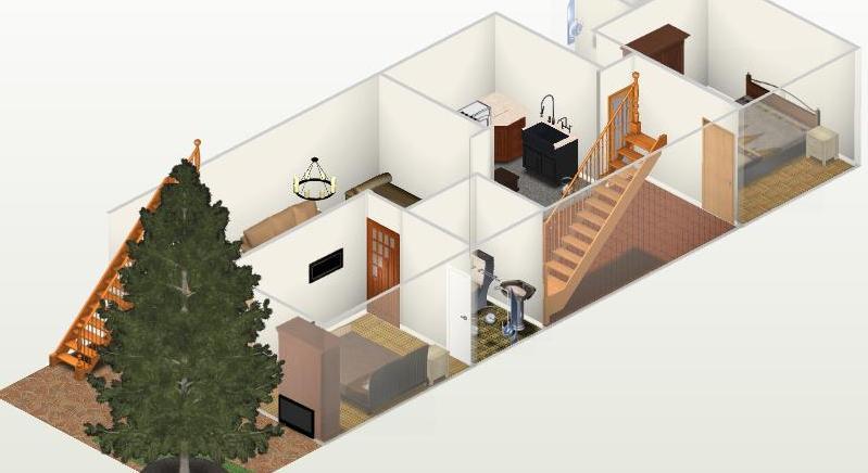 Planos de casas modelos y dise os de casas planos de Disenos de casas economicas