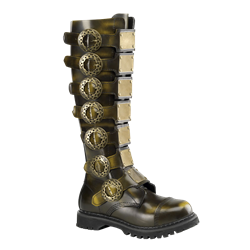 Cool Stuff We Like: Steampunk Boots for Men
