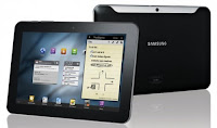 Samsung Galaxy Tab 10.1 Thinnest Tablet