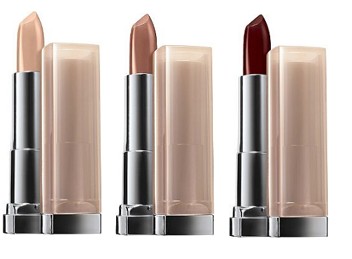 Maybelline The Buffs by Color Sensational Lipstick