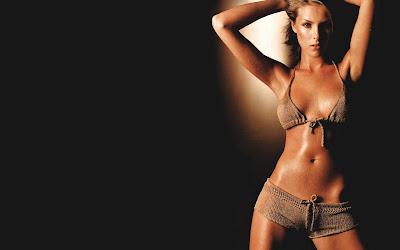 Ana Hickmann Nivea Model Wallpapers smile
