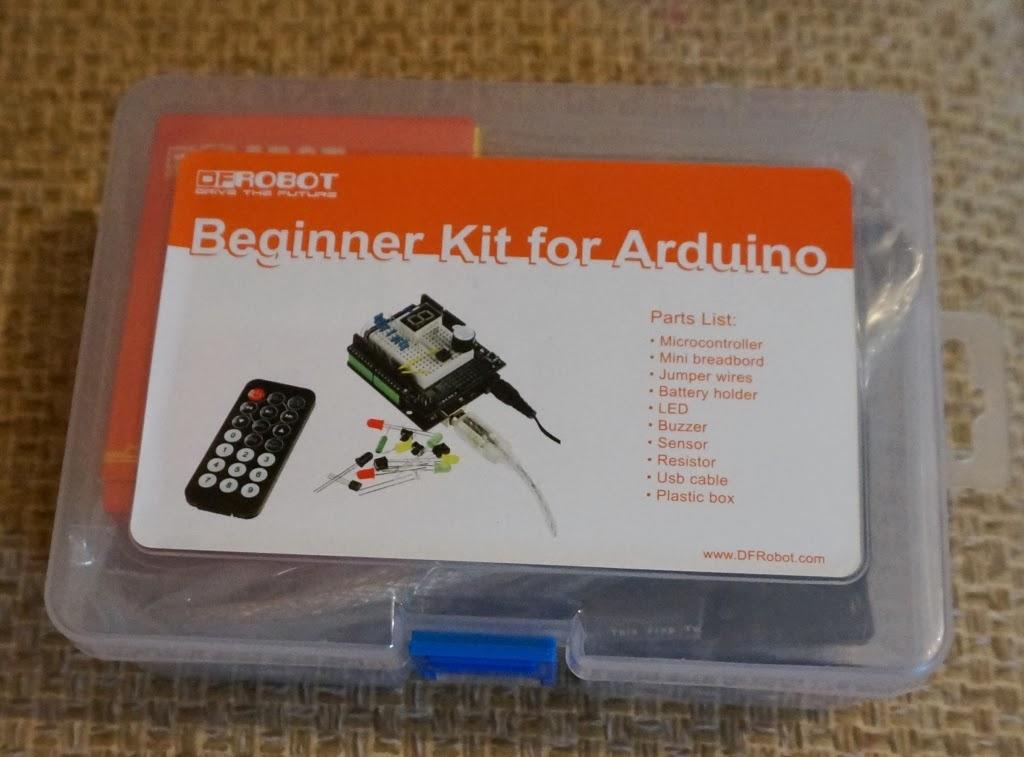 Starter Kit от DFRDuino