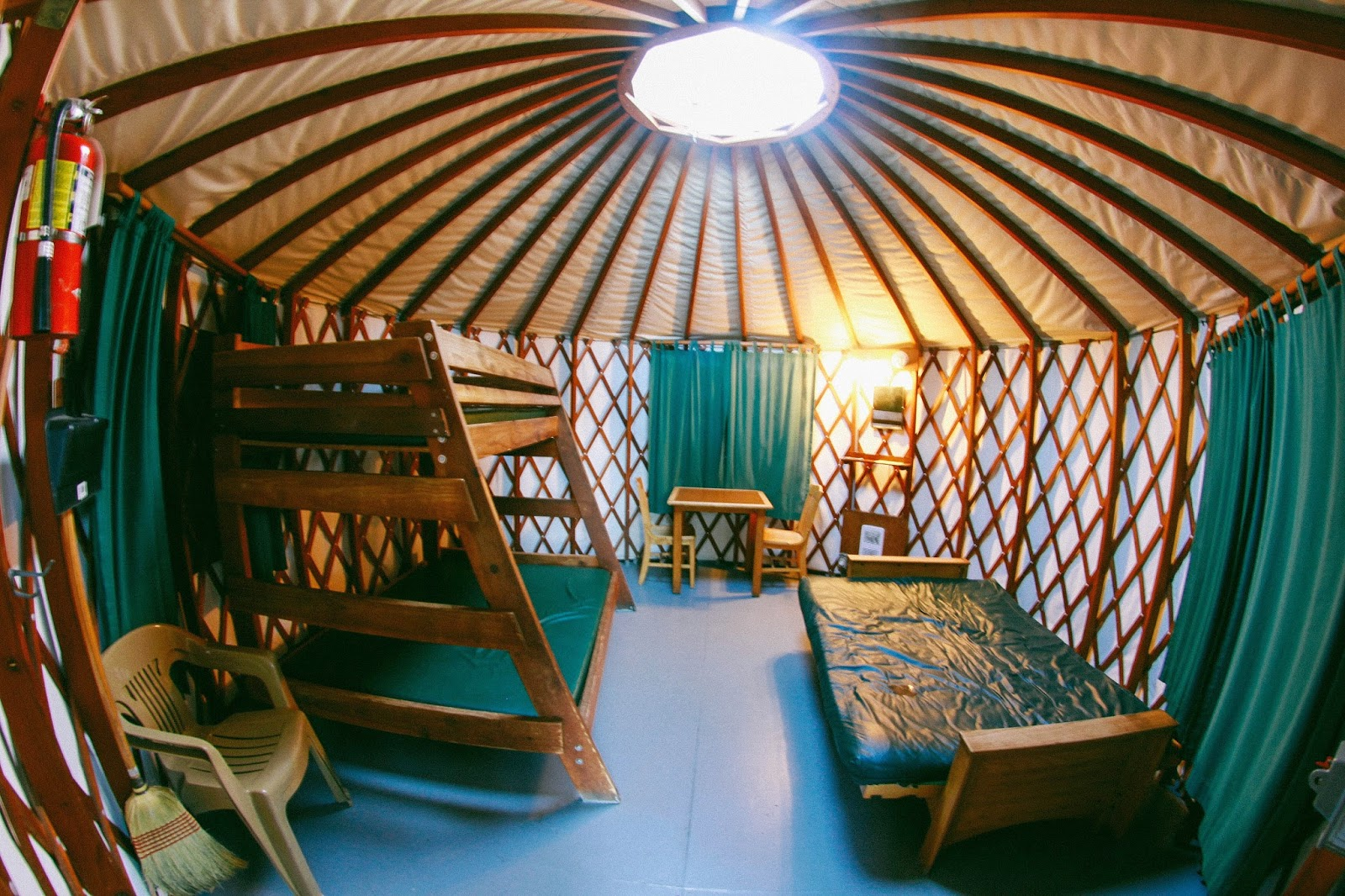 South beach yurts oregon whozwho live for Oregon state parks yurts and cabins