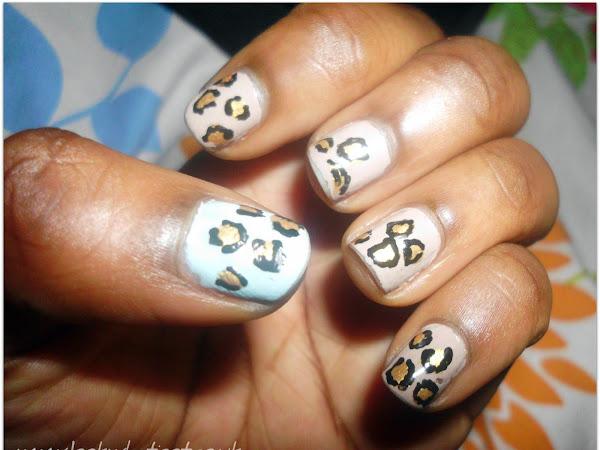 Nail Art!: Leopard