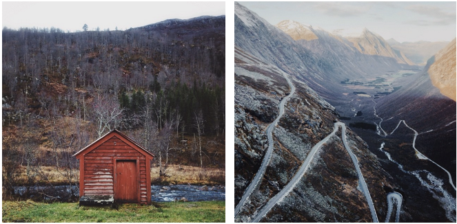 Norway photos by Julien Pelletier