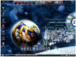 Thread: [Win XP] Windows XP SP3 Blanco Real Madrid Edition