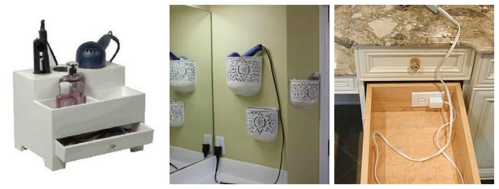 50 Dicas para Você Organizar seu Banheiro ~ Faça Você Mesmo! Prince -> Organizar Armario De Banheiro