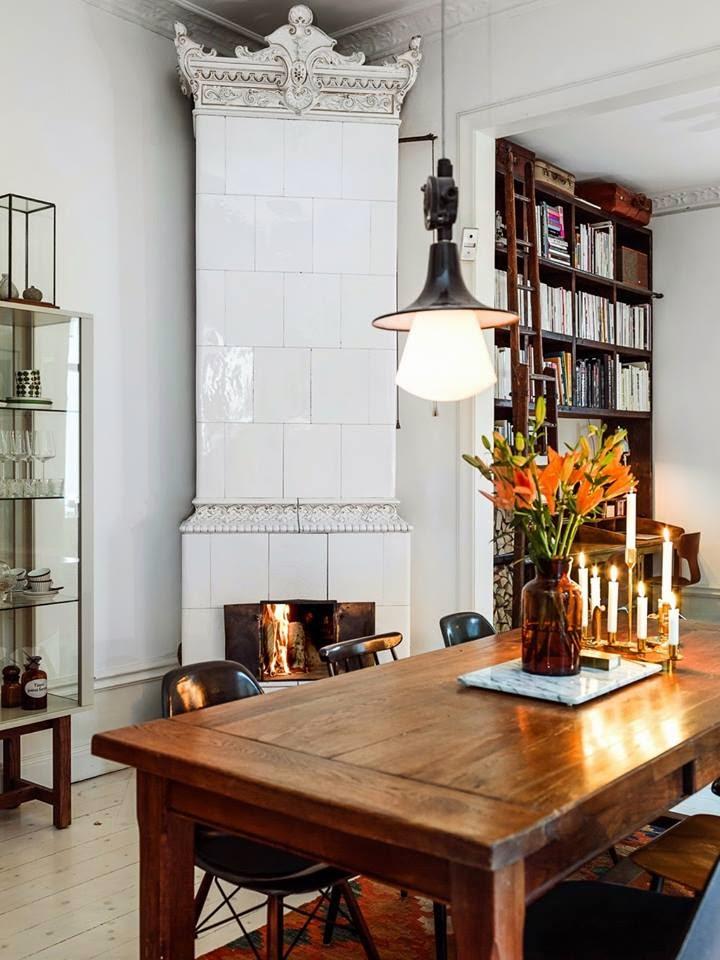 Deco d plex en estilo boho y acentos vintage virlova style - Virlova style ...