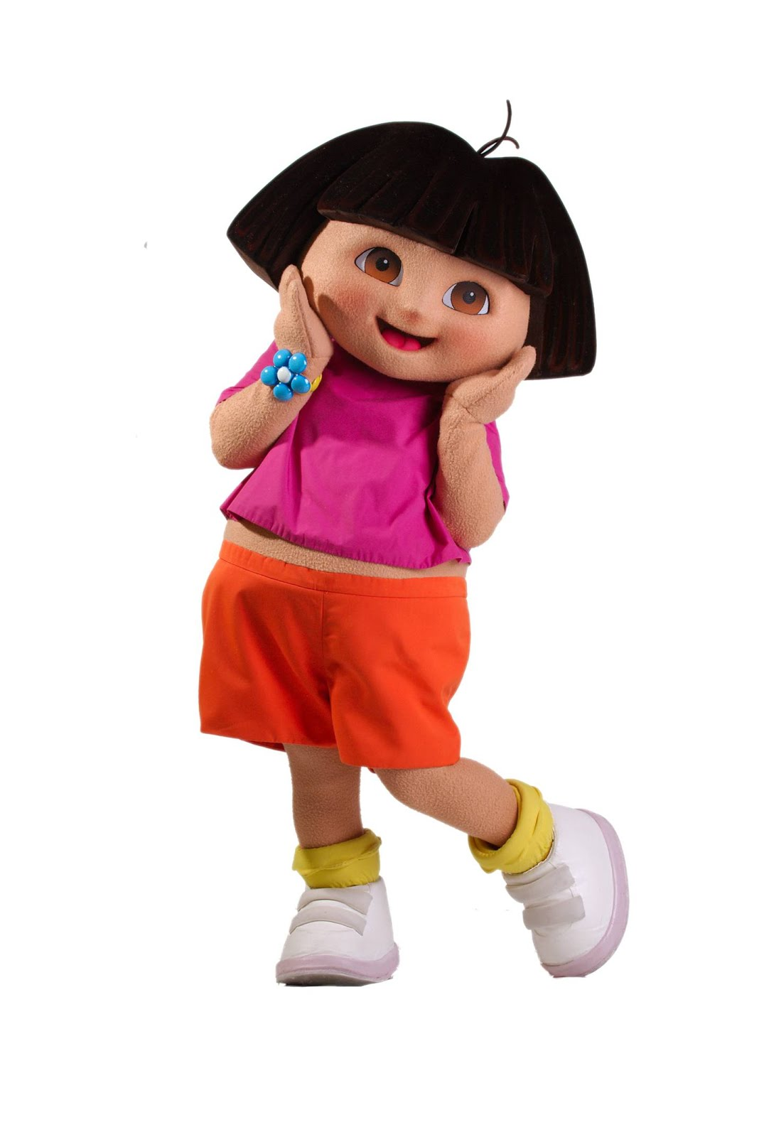 New Pictures of tween dora