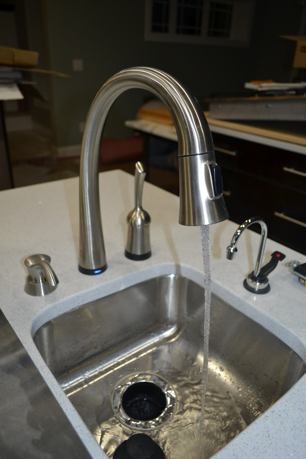 How Does A Kitchen Sink Soap Dispenser Work