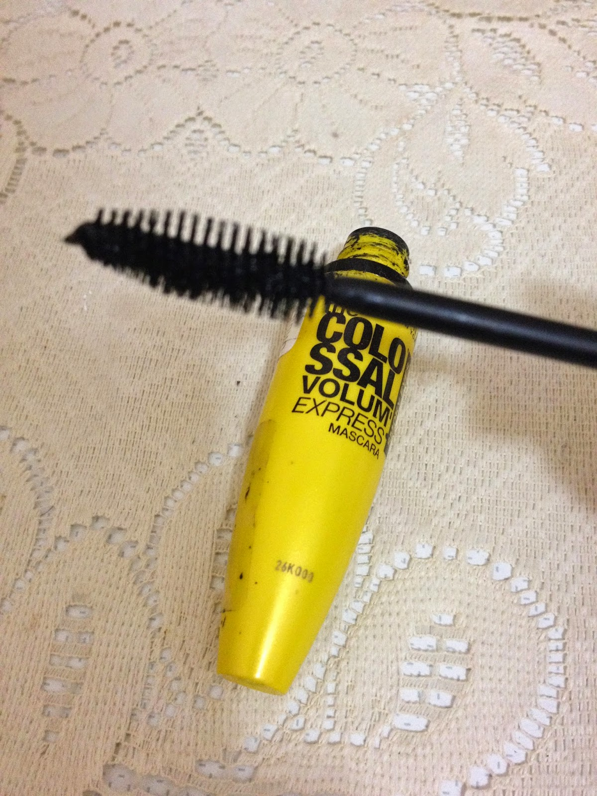 Maybelline The Colorssal Volum Express Mascara