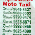 Precisando de Moto-Taxi?