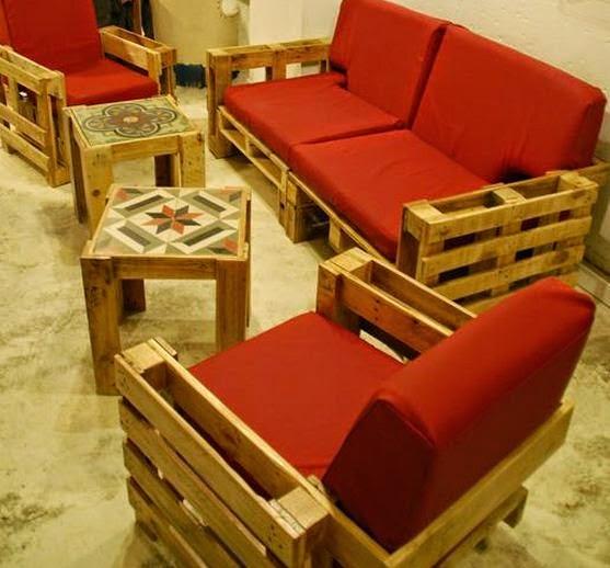 Revista digital apuntes de arquitectura: muebles con material ...