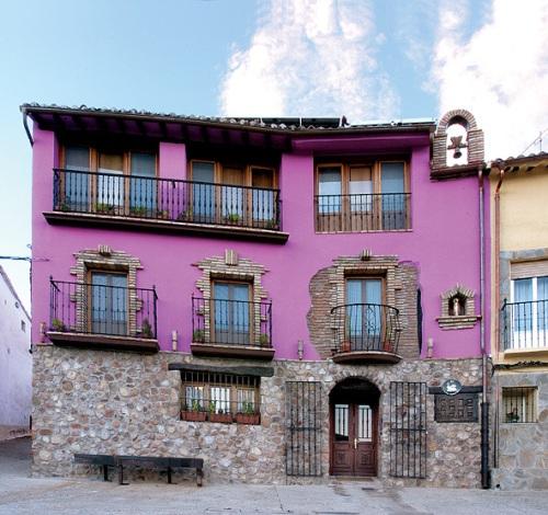 Casa rural la púrpura de San Julián