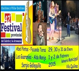 Festival de Quilino