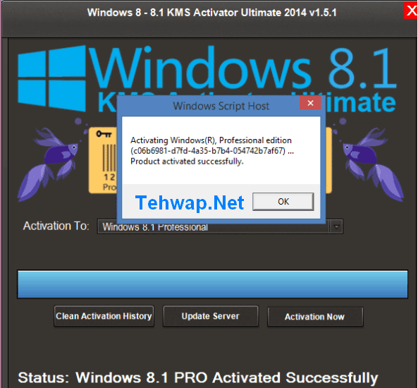 KMS Activator Ultimate 2014  v1.5.1