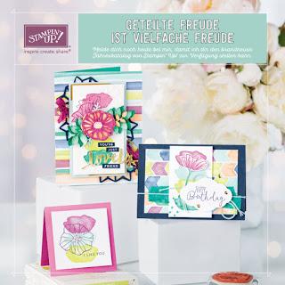Stampin up Katalog 2017/18