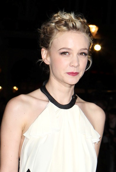 carey mulligan with short hairstyle hairstyles 2013