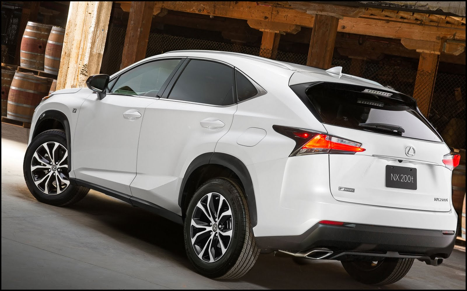 2018 Lexus Nx Release Date Changes And Redesign Rumor Caranddriver