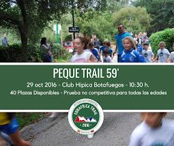 29/10 Peque Trail Euráfrica