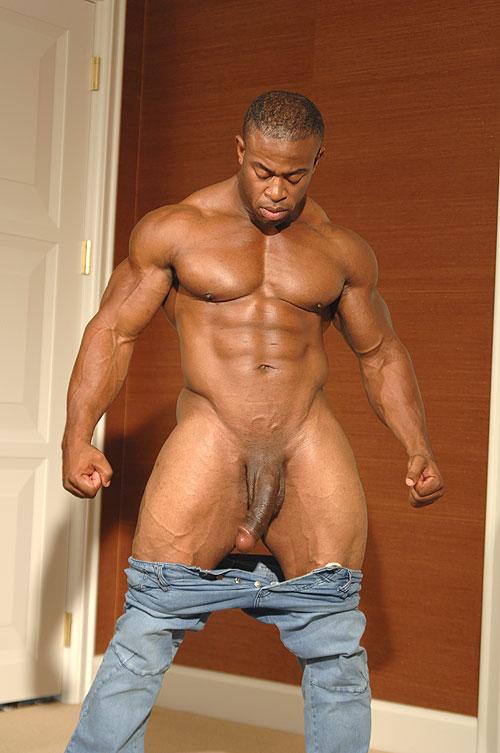 Muscle Man Hideaway: Rodney St Cloud