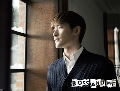 Daftar Soundtrack Lagu Drama Boss & Me OST