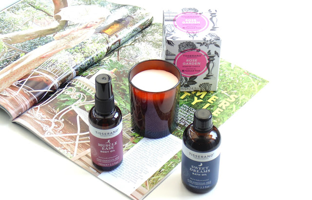 Introducing Tisserand Bath + Body Products