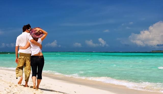 Honeymoon In Bali island