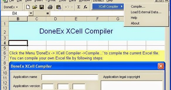crack doneex xcell compiler